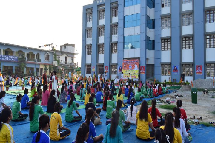 Dynasty Modern Gurukul Academy-Yoga