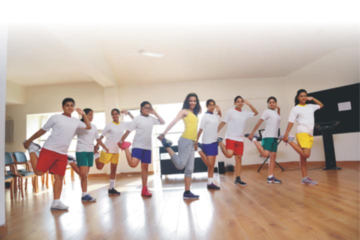 Ecole Globale Girls International School-Activity