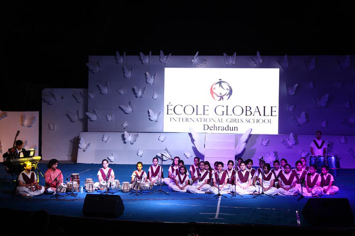 Ecole Globale Girls International School-Annual Day