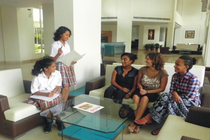 Ecole Globale Girls International School-Social Exposure