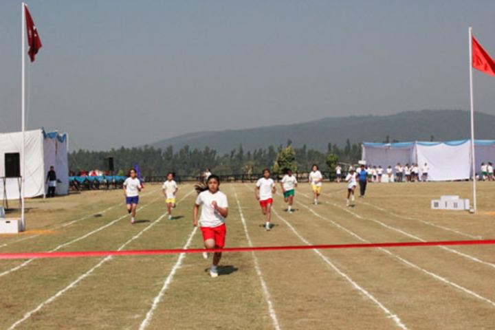 Ecole Globale Girls International School-Sports Day