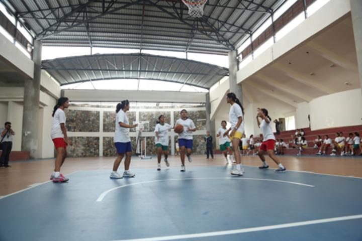 Ecole Globale Girls International School-Sports