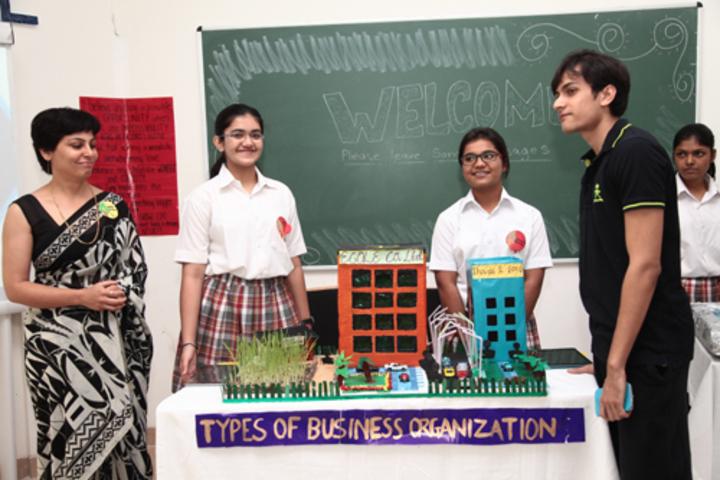 Ecole Globale Girls International School-Student Project