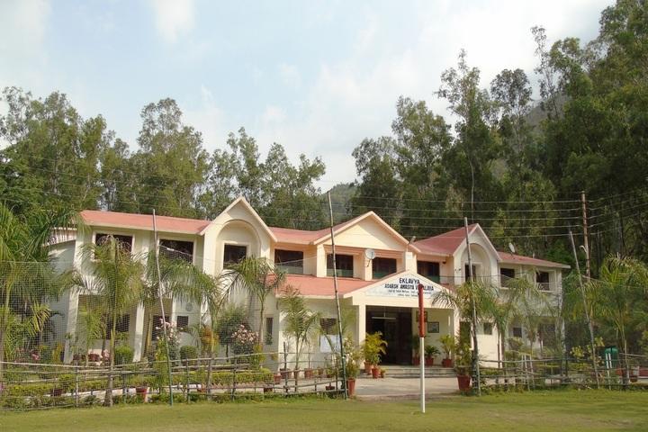 Eklavya Adarsh Awasiya Vidyalaya-Campus View