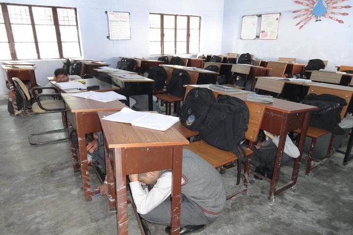 Eklavya Adarsh Awasiya Vidyalaya-Classroom