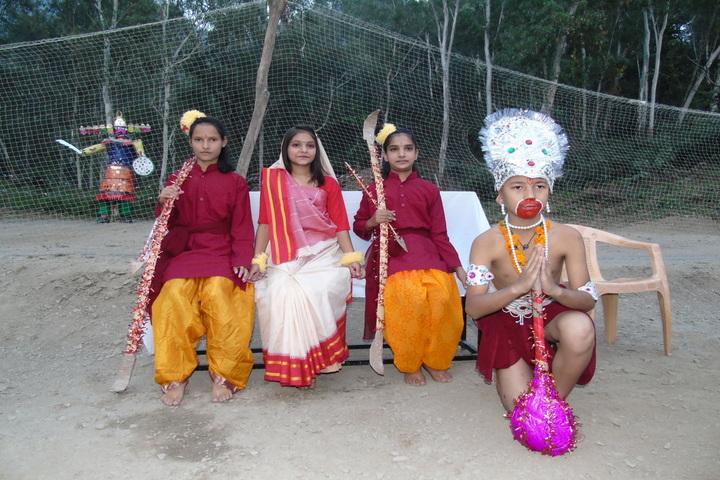 Eklavya Adarsh Awasiya Vidyalaya-Drama