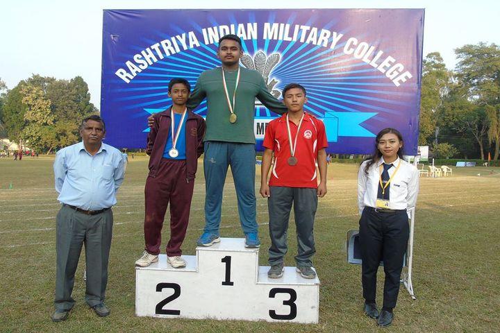 Eklavya Adarsh Awasiya Vidyalaya-Sports Champions