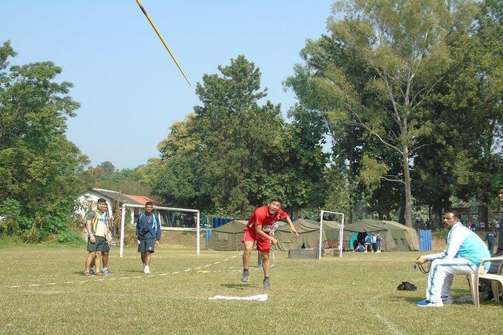 Eklavya Adarsh Awasiya Vidyalaya-Sports Day