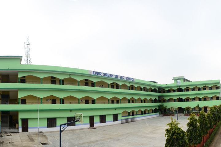 Ever Green Public School-Campus View