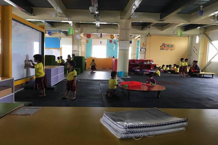 Fylfot Public School-Activity Room