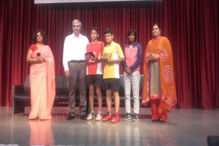 Fylfot Public School-Awards