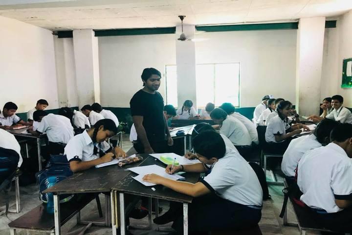 Fylfot Public School-Classroom