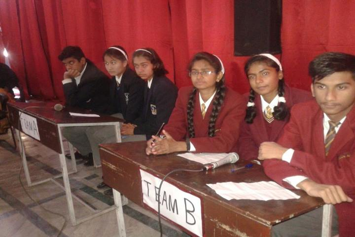 Fylfot Public School-Debate Competition