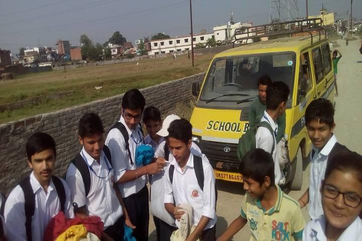 Fylfot Public School-Transport