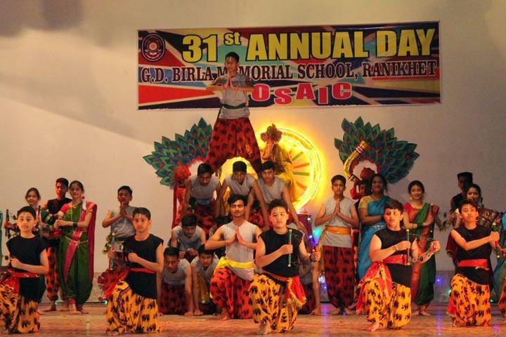 Ghanshyam Das Birla Memorial School-Annual Day