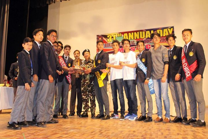 Ghanshyam Das Birla Memorial School-Awards