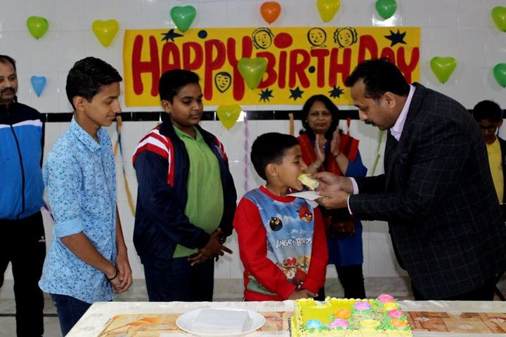 Ghanshyam Das Birla Memorial School-Birthday Celebrations