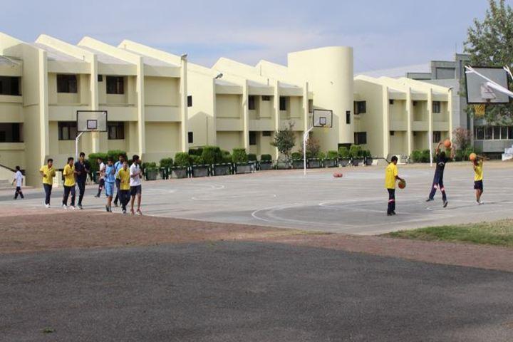 Ghanshyam Das Birla Memorial School-Campus View