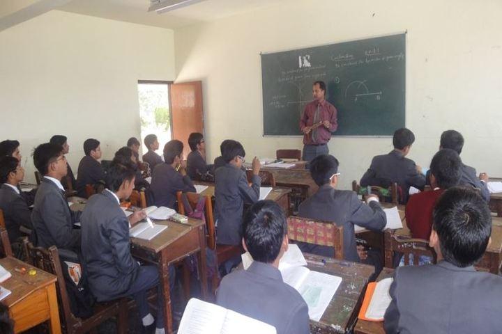 Ghanshyam Das Birla Memorial School-Classroom