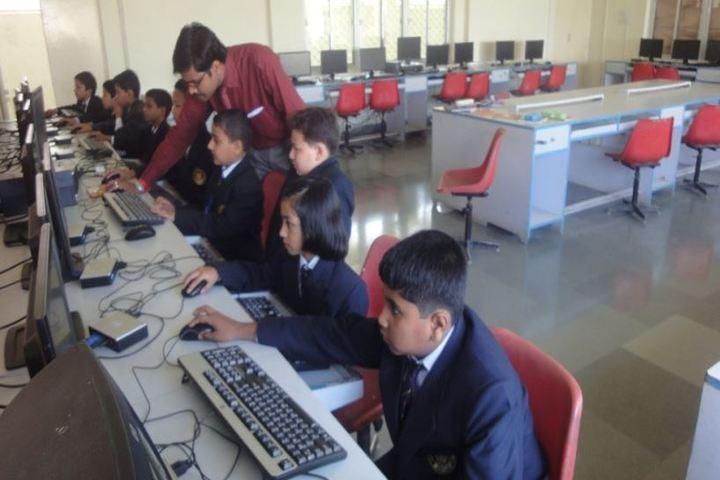 Ghanshyam Das Birla Memorial School-Computer Lab