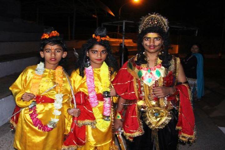 Ghanshyam Das Birla Memorial School-Festive Celebrations