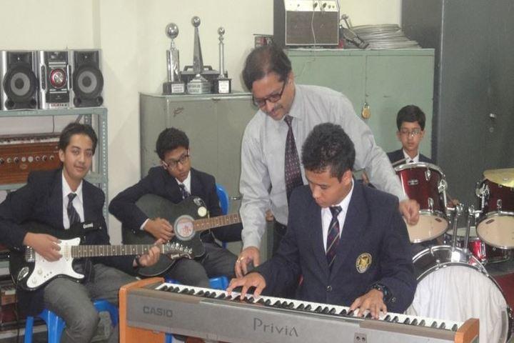 Ghanshyam Das Birla Memorial School-Music Room