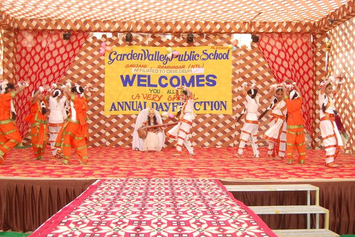 Garden Valley Public School-Annual Day