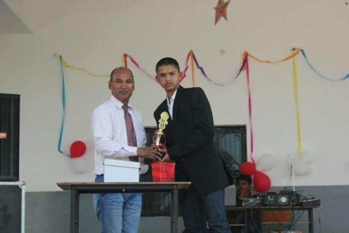 Garden Valley Public School-Awards