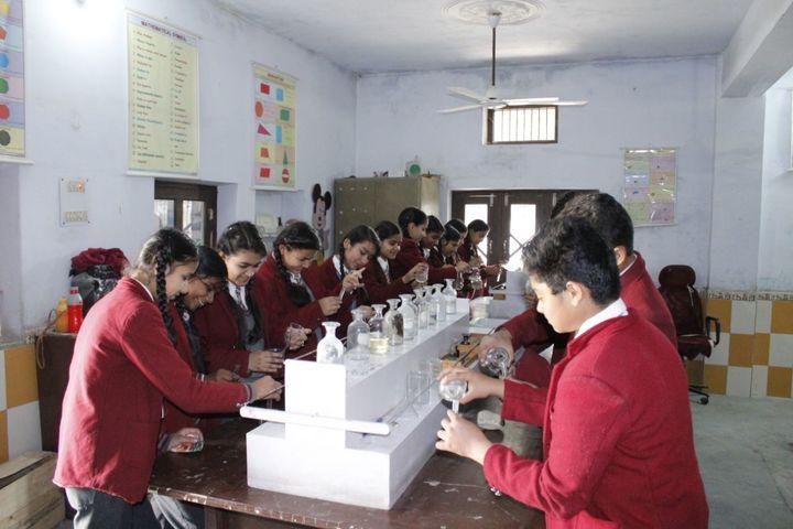 Garden Valley Public School-Chemistry Lab