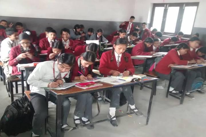 Garden Valley Public School-Classroom