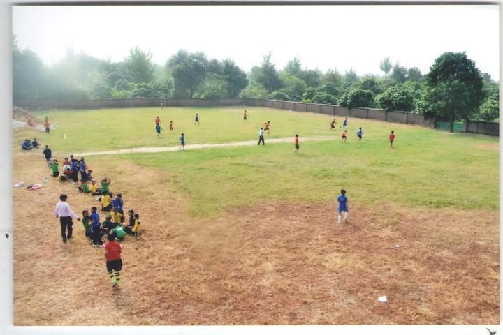 Garden Valley Public School-Play Area