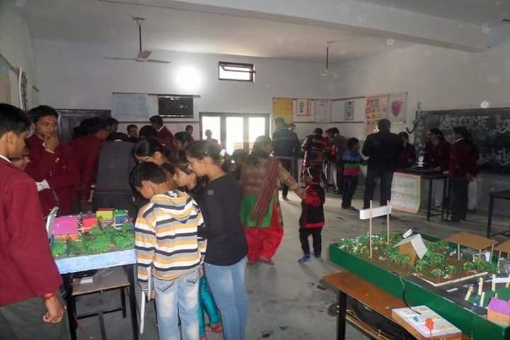 Garden Valley Public School-Science Exhibition