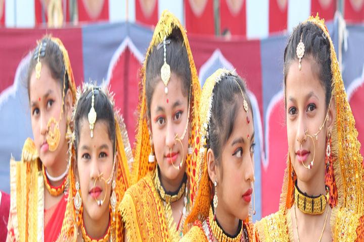 General B C Joshi Army Public School-Dance