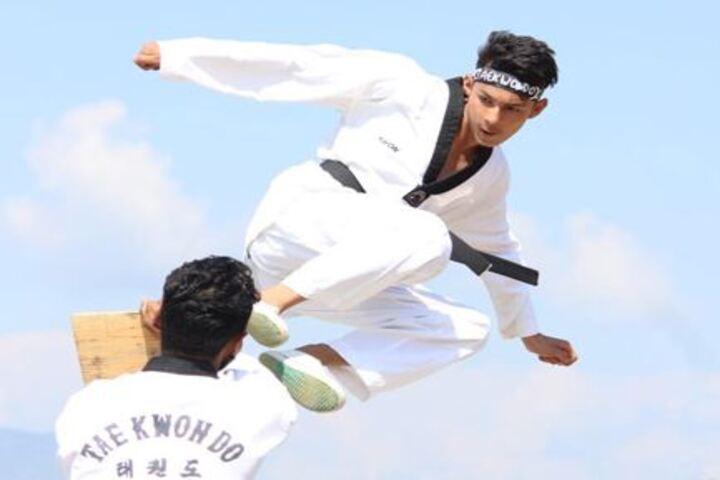 General B C Joshi Army Public School-Karate