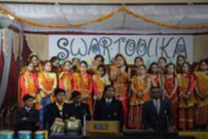 General B C Joshi Army Public School-Music