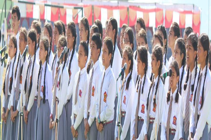 General B C Joshi Army Public School-Singing
