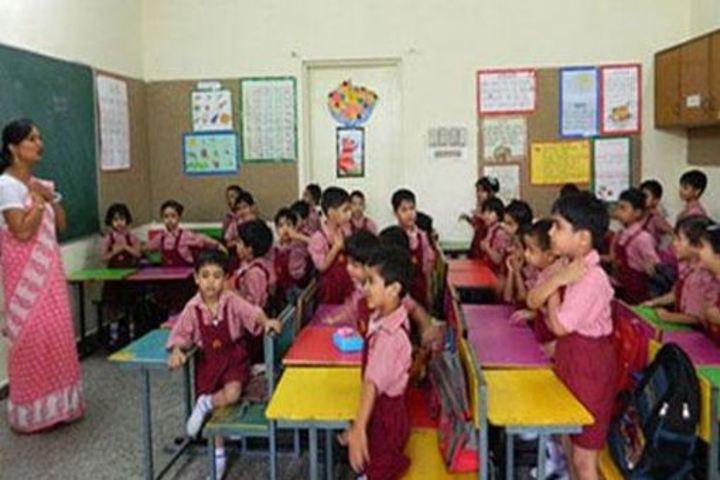 Grace Academy-Classroom