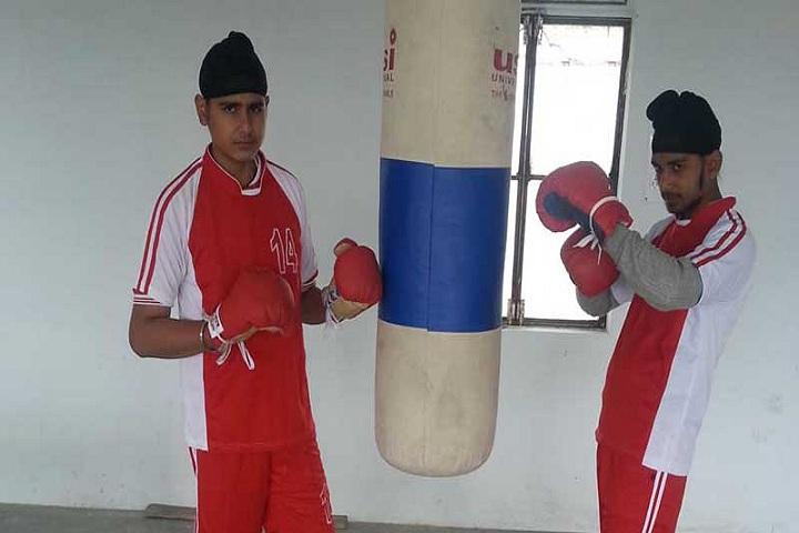 Great Mission Public School-Boxing