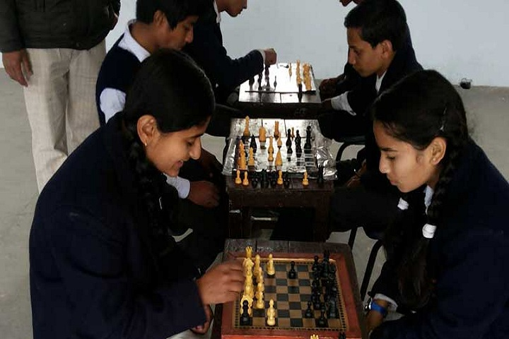 Great Mission Public School-Chess