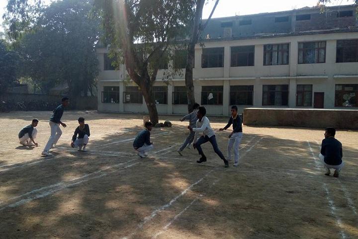 Modern Ways Model School-Play ground