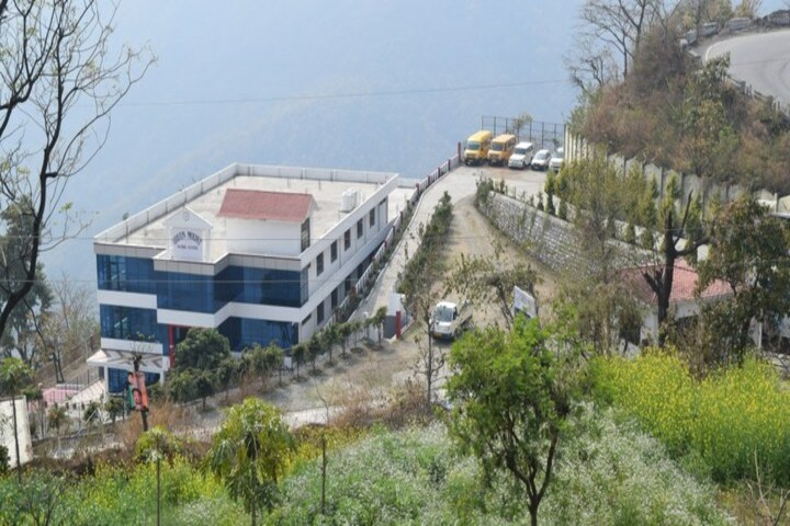 Green Mount Global School-School Overall View