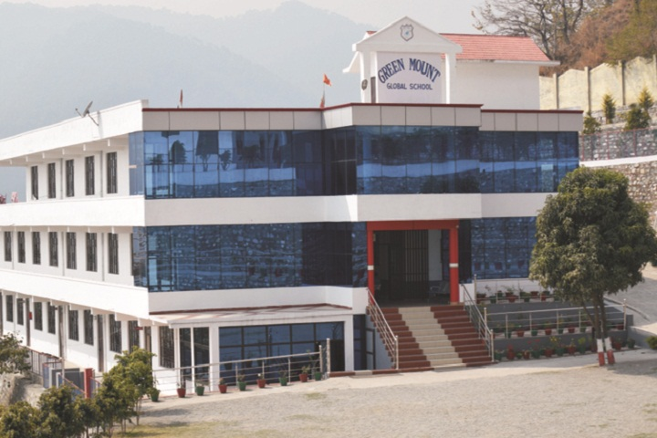 Green Mount Global School-School Front View