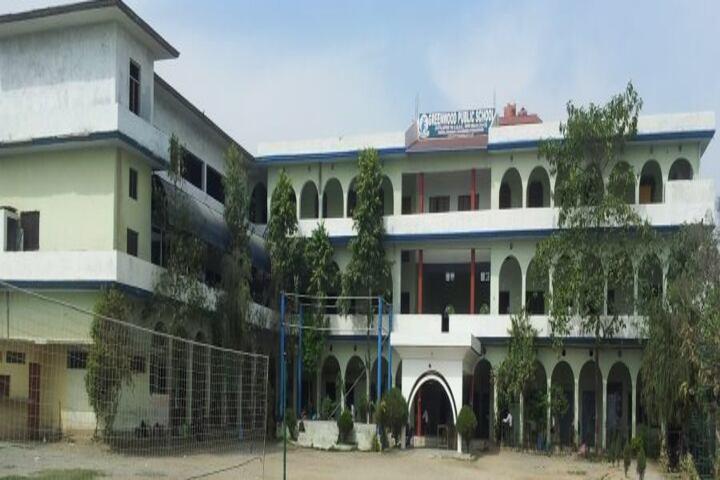 Green Wood Public School-Campusview
