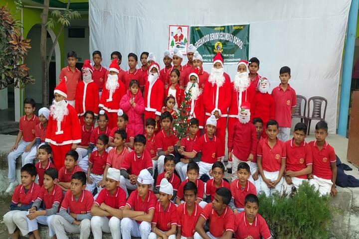 Green Wood Public School-Christmas Celebrations