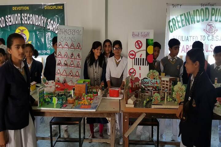 Green Wood Public School-Science Echibition