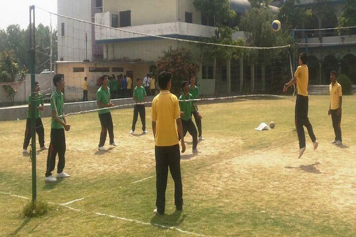 Green Wood Public School-Sports