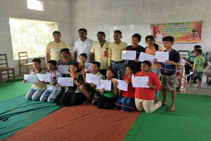 Green World Public School-Certificate ceremony