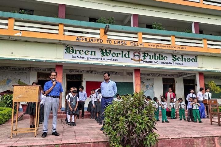 Green World Public School-Seminar