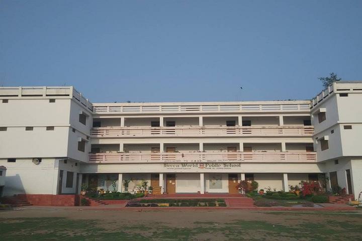 Green World Public School-Campusview