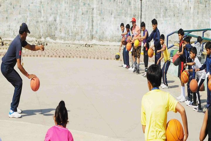 Greenway Modern Senior Secondary School -Games